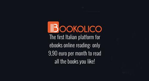 9,90 euro al mese per leggere tutti i libri digitali che ti piacciono? Bookolico