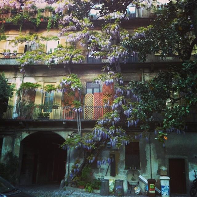 Interno cortile - San Gottardo Foto da http://instagram.com/ale9ssandra/