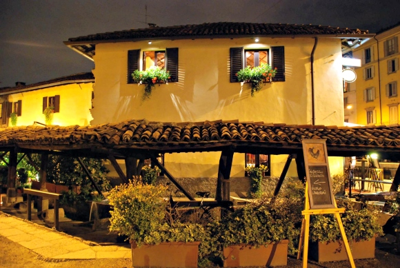 Vicolo dei Lavandai, Navigli