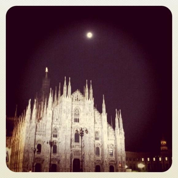 Il Duomo. Foto scaricata dal mio profilo instagram http://instagram.com/ale9ssandra/
