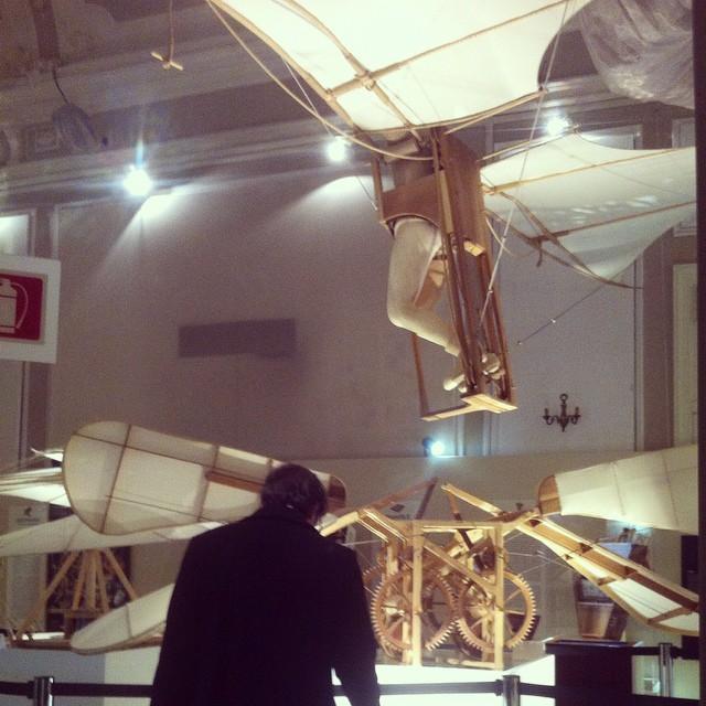 Mostra interattiva di Leonardo, Milano